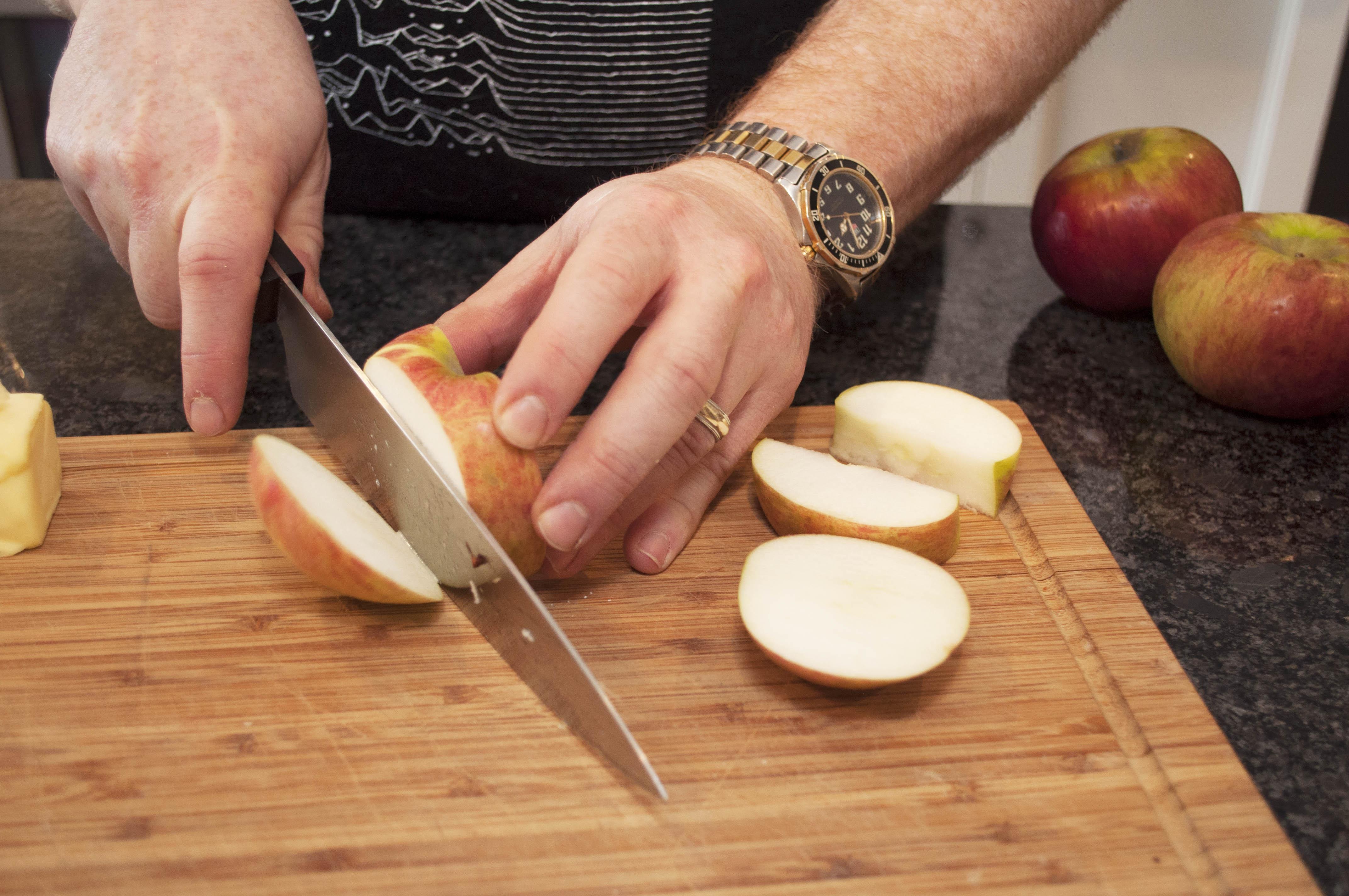 Appelkaka Swedish Apple Cake